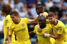 Chelsea dan Spurs raih kemenangan tandang pada pembukaan musim