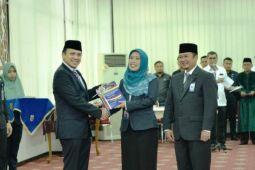 Gubernur Lampung Lantik Kepala BPKP Perwakilan Lampung