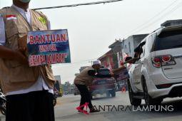 FPMI galang dana untuk korban gempa Lombok