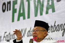 LDNU : Ma'ruf Amin pendamping Jokowi pilihan tepat