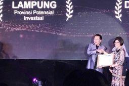 Lampung Provinsi Potensial Investasi Terbaik Kategori Silver