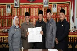 DPRD Lampung Selatan setujui Raperda Perubahan APBD