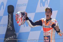 Menangi GP Jepang Marquez pastikan juara dunia kelima