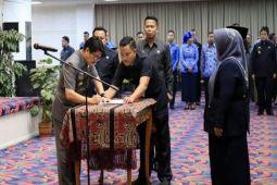 Sekdaprov Lampung lantik 129 pejabat fungsional