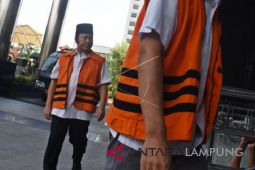 Sembilan bidang tanah kasus TPPU Zainudin Hasan disita