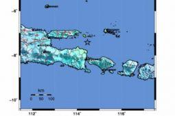 Penjelasan BMKG Gempa Surabaya