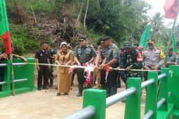 Kasdam Sriwijaya tutup TMMD di Tanggamus