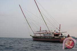 BMKG  peringatkan gelombang tiga meter pelabuhan krui