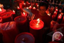 Naga 35 meter meriahkan Imlek di Bangka