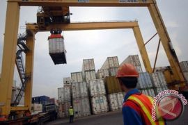 Nilai ekspor Lampung naik