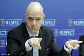 Presiden FIFA ragukan laga LA Liga antara Girona vs Barcelona di AS