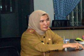 Gubernur Lampung memaparkan
