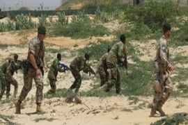 Kolonel tembak mati Jenderal Somalia
