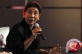Menteri Susi: 10.000 orang berintegritas Indonesia disegani