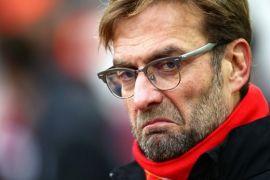Liverpool dibuat frustasi saat imbang 0-0 lawan Albion