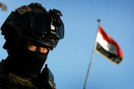 Irak : 262 personel keamanan cedera