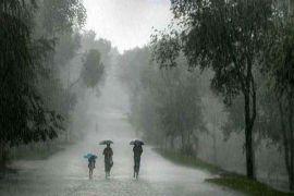 BMKG : Waspadai Hujan Lebat Jelang Natal dan Tahun Baru