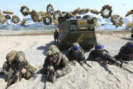 AS dan Korsel tangguhkan latihan militer gabungan