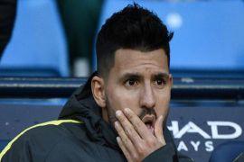 Aguero Siap Diturunkan Melawan Leicester