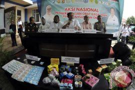 Aksi Nasional Pemberantasan Obat Ilegal