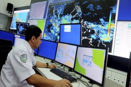 BMKG peringatkan hujan lebat-petir di Lampung