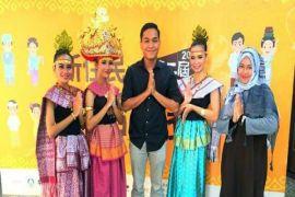 Mahasiswa Lampung Ikuti Lomba Tari Di Taiwan