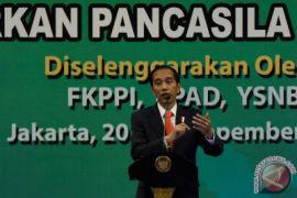 Presiden:  Pembangunan Infrastruktur Untuk Satukan Bangsa