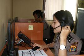 Polres Lampung Timur Luncurkan Call Center 110