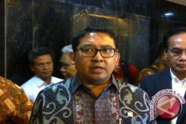 Fadli Zon Jadi Plt Ketua DPR