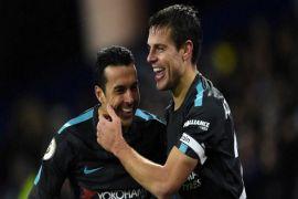 Chelsea Petik Kemenangan 3-1 Atas Huddersfeld