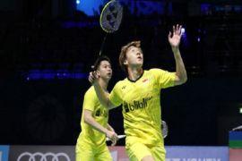 Marcus/Kevin Pastikan Dua Indonesia di Semifinal Dubai