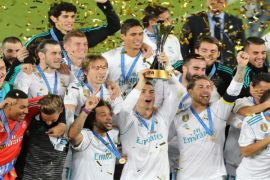 Real Madrid Juara Piala Dunia Antar-Klub 2017