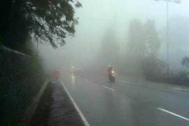 Lampung diperkirakan hujan lebat-petir dan angin kencang