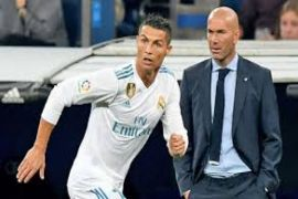 Zidane nyatakan Ronaldo tinggalkan Real lampaui imajinasi