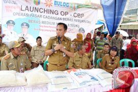 Disperindag Provinsi Lampung gelar OP beras di Waykanan