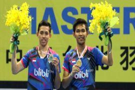 Fajar/Rian juara Malaysia Masters dengan
