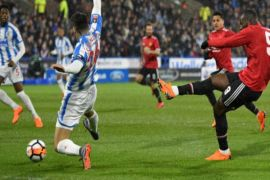 Lukaku bawa United ke perempat final Piala FA