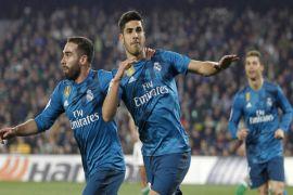 Bukan Ronaldo, Asensio dan Vazquez selamatkan Real Madrid