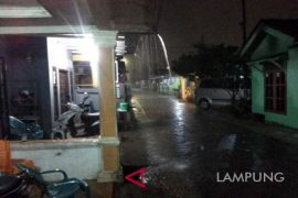 Waspadai hujan lebat-angin kencang di Lampung