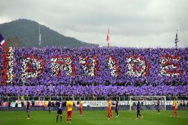 Fiorentina ganti nama lapangan latihan menjadi Astori