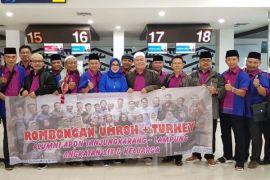 APDN Tanjungkarang Angkatan XIX berangkat umroh