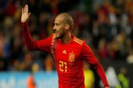 David Silva tinggalkan Timnas Spanyol