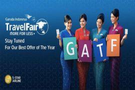 Garuda dorong pertumbuhan pariwisata di Lampung