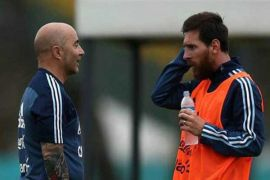 Argentina pecat Sampaoli, siapa pelatih Messi dan timnas ?