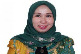 Nur Chayati pulang kampung sembari bertugas