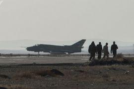 Militer Israel serang pangkalan militer Suriah ?