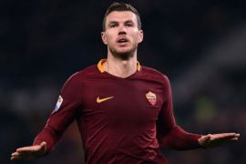 Roma gilas CSKA 3-0
