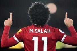 Mohamed Salah pemain terbaik tahunan Inggris