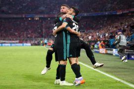 Kalahkan Bayern, Real Madrid genggam keunggulan menuju leg kedua