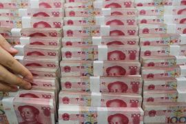 Yuan China menguat